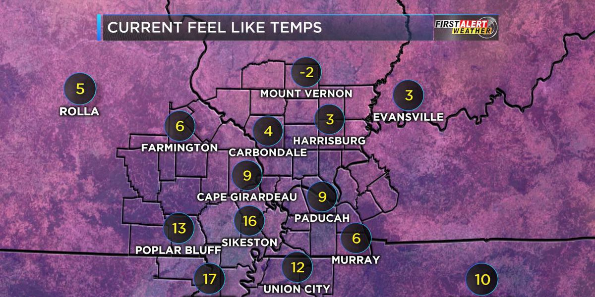 First Alert: Cloudy and cold as temperatures rise overnight