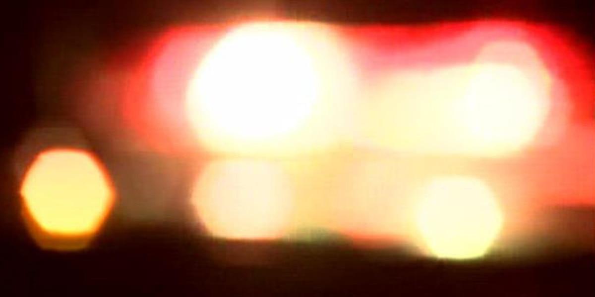 Log truck crash blocks highway in Calloway Co., Ky.