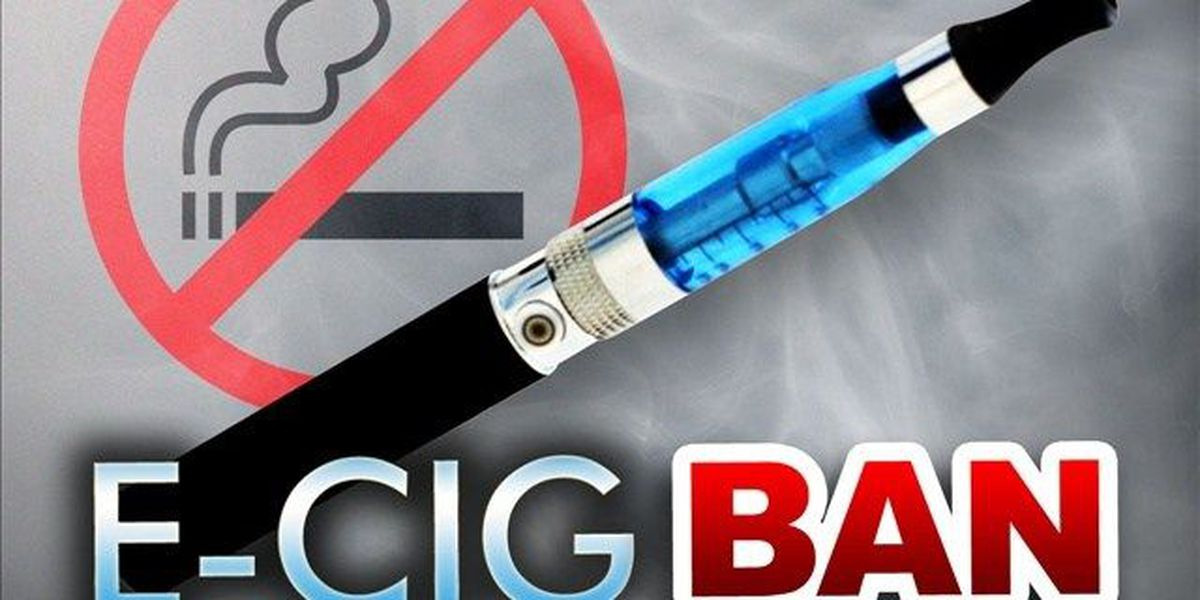Ky. Gov. to sign bill banning e-cigarette sales to minors