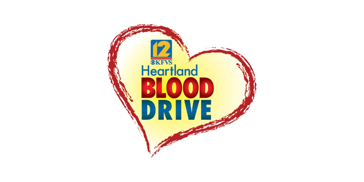 Heartland Blood Drive