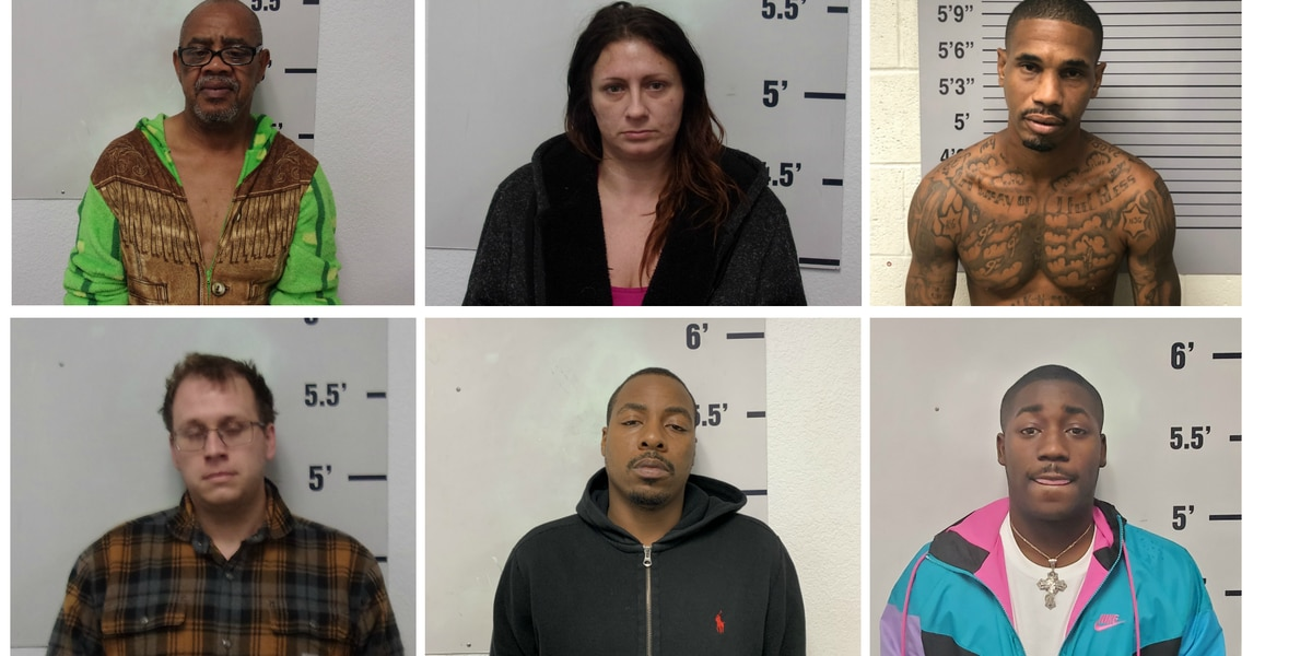 7 arrested on drug charges in Poplar Bluff, Mo.
