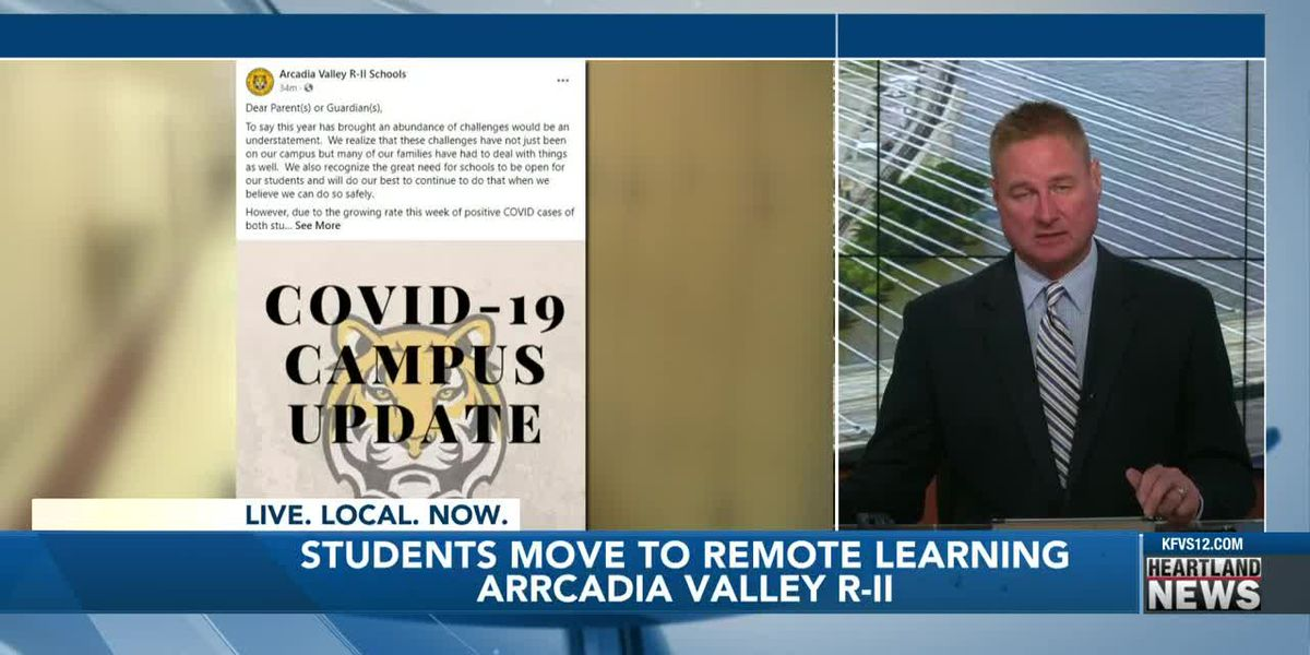 Students move to remote learning in Arrcadia Valley