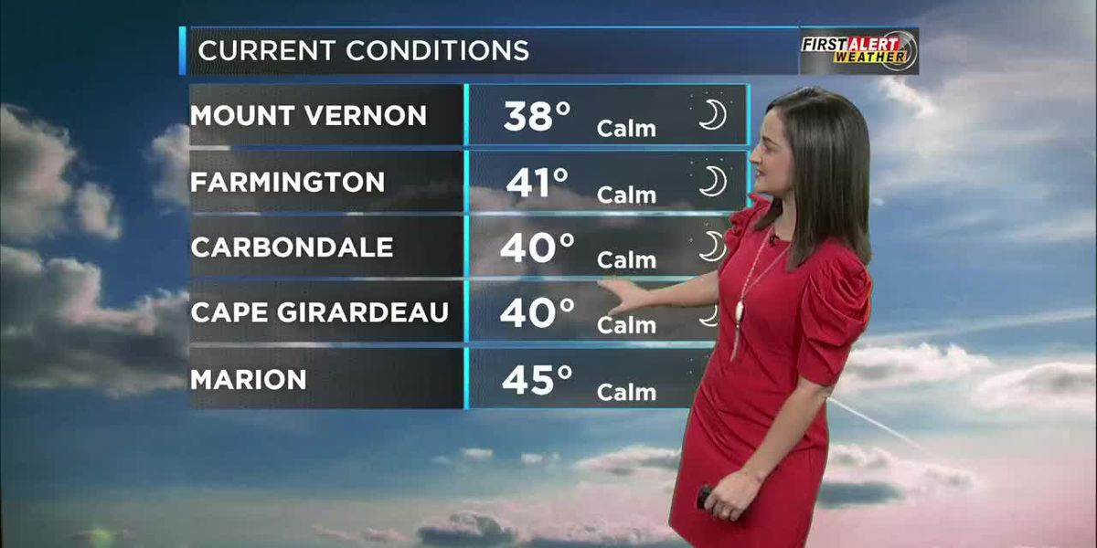 First Alert Weather: What to expect 10/23