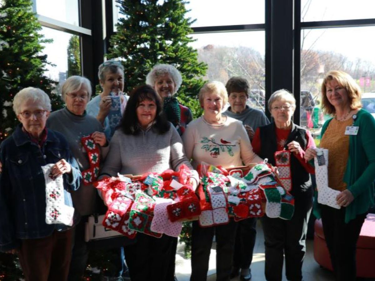 Cape Girardeau church donates handmade items to babies in NICU