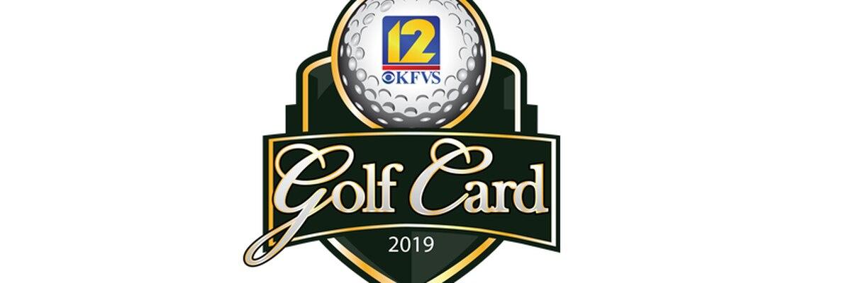 2019 KFVS Golf Card
