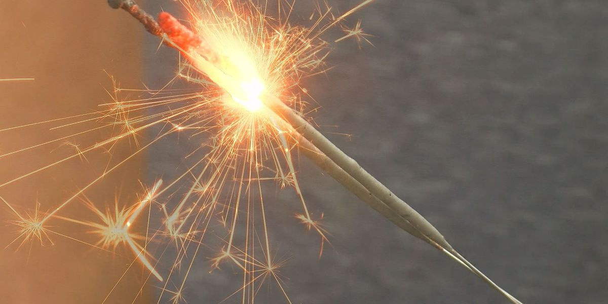 In fireworks-wary Illinois, 'fountain' sparklers are debated