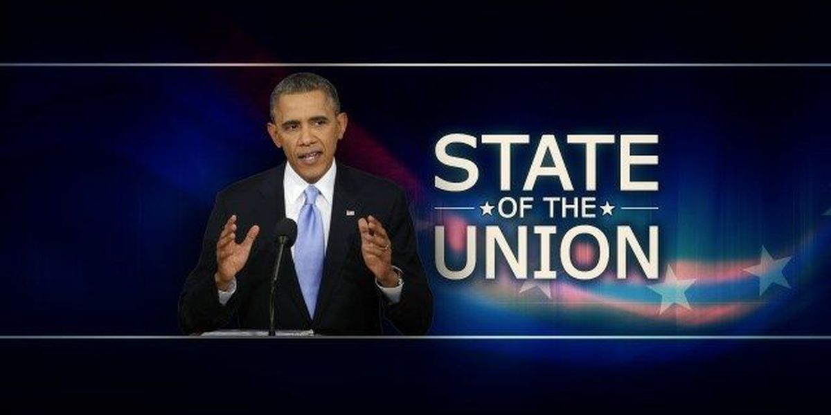 WATCH: State of the Union address at 8 p.m.