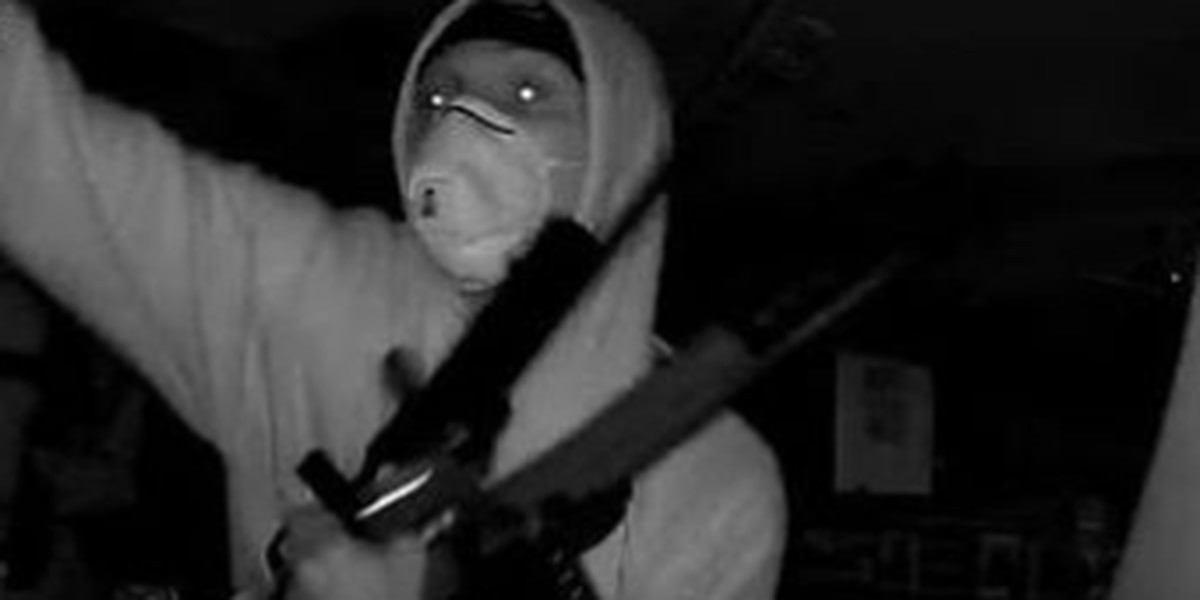 Kennett police search for burglary suspect
