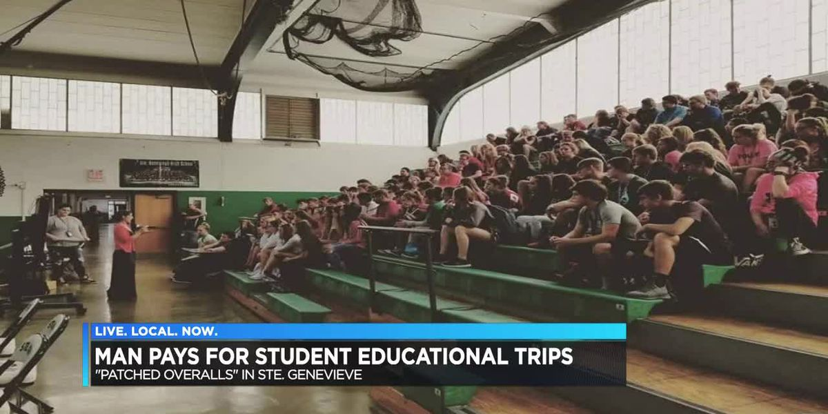 Ste. Genevieve, MO alum gives back to students with lifetime experience