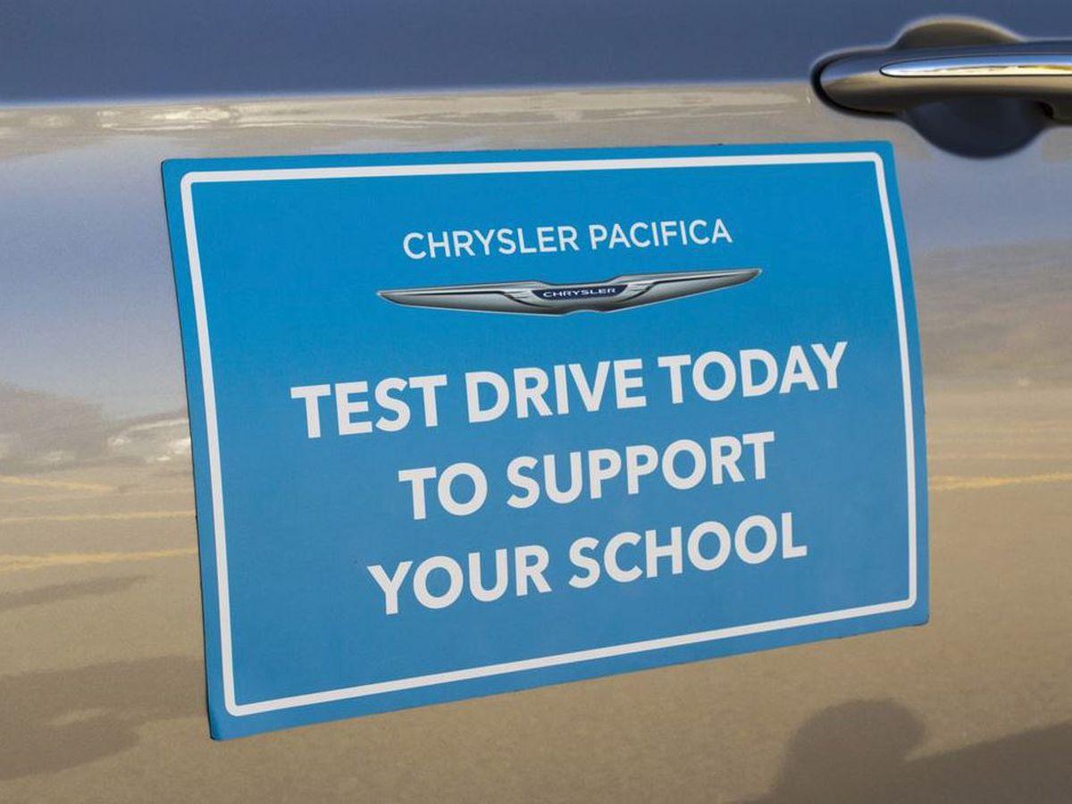 Chrysler donates $3K to Denning Elementary after fundraiser