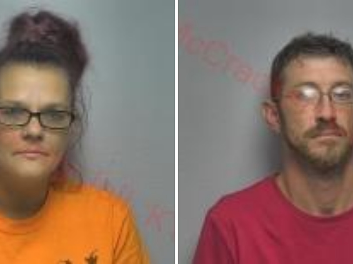 Traffic stop leads to two arrest, both facing drug charges