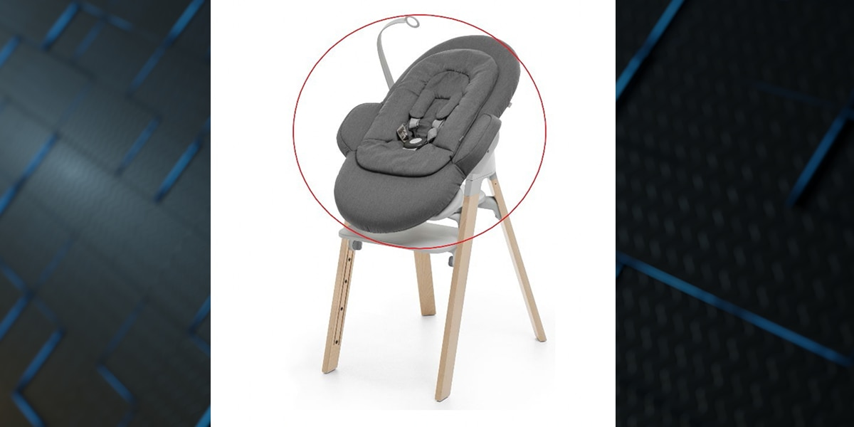 Infant bouncers could detach, pose fall hazard; recall announced