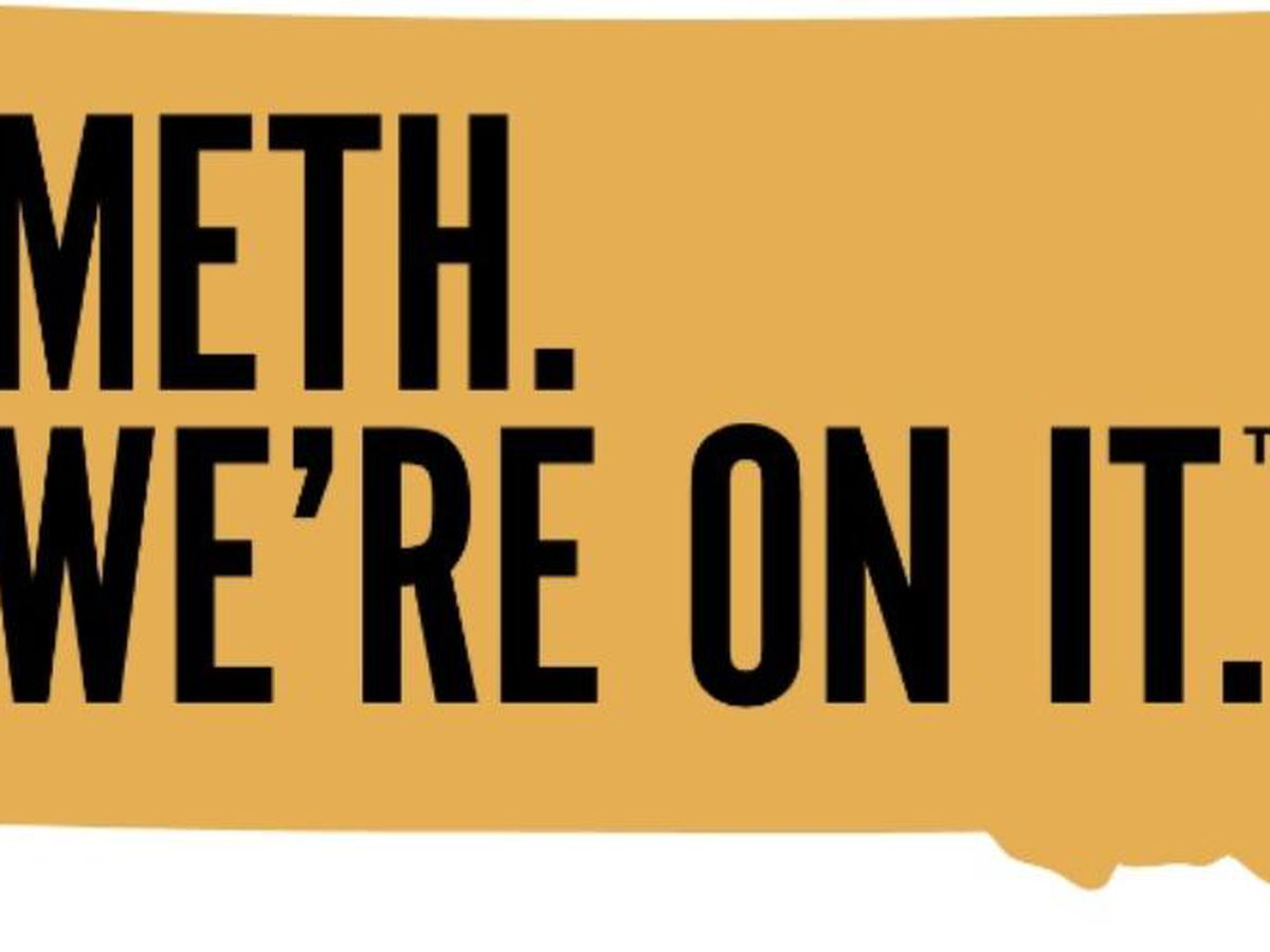 'Meth. We're On It.': South Dakota prevention campaign launches
