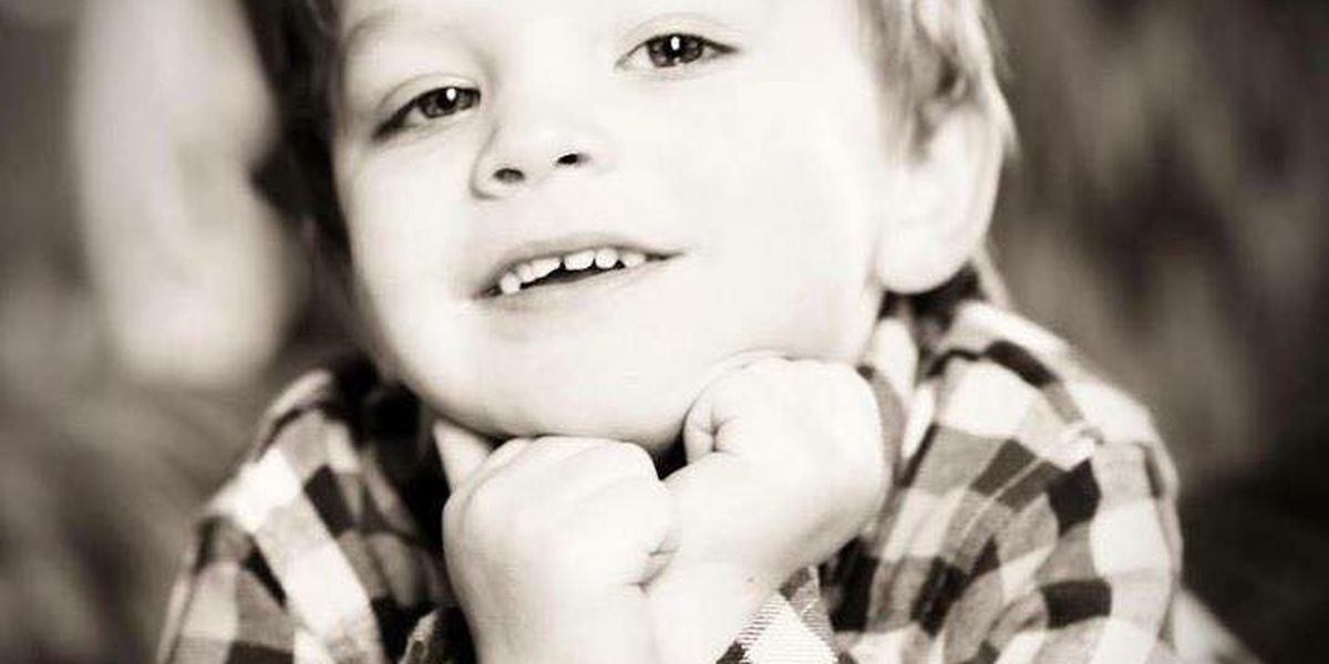 Dozens attend birthday party at playground for boy who passed in 2012