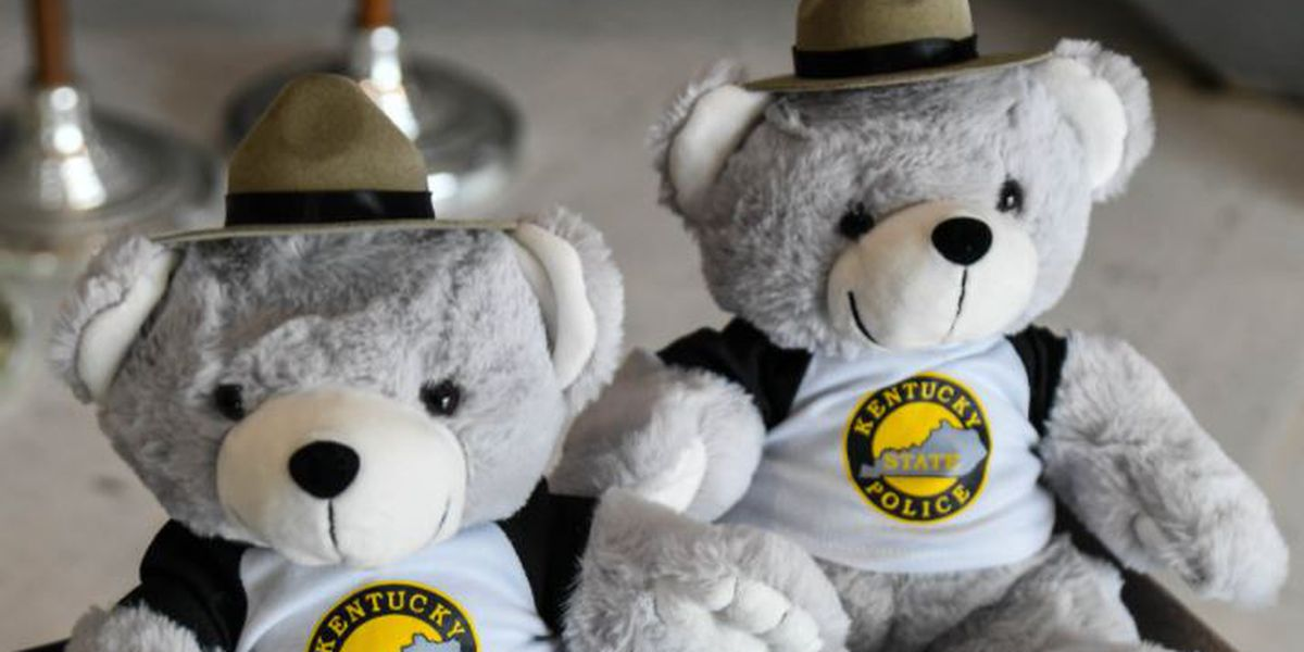 Buy a teddy bear from KSP, help a child coping with trauma