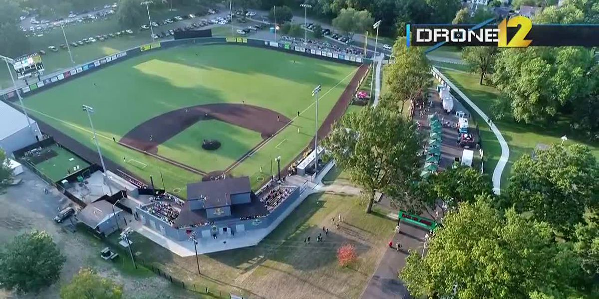 Drone12: Cape Catfish game in August 2019