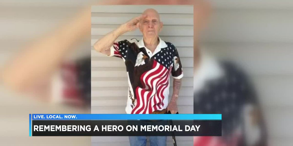 Remembering a hero on Memorial Day