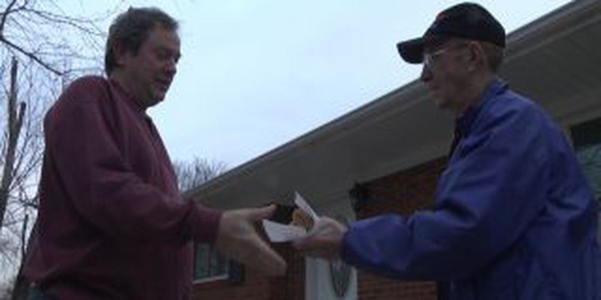 Former mail carrier now delivering doughnuts