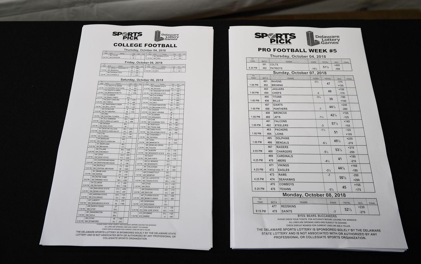 Weekly football betting sheets south park binary options