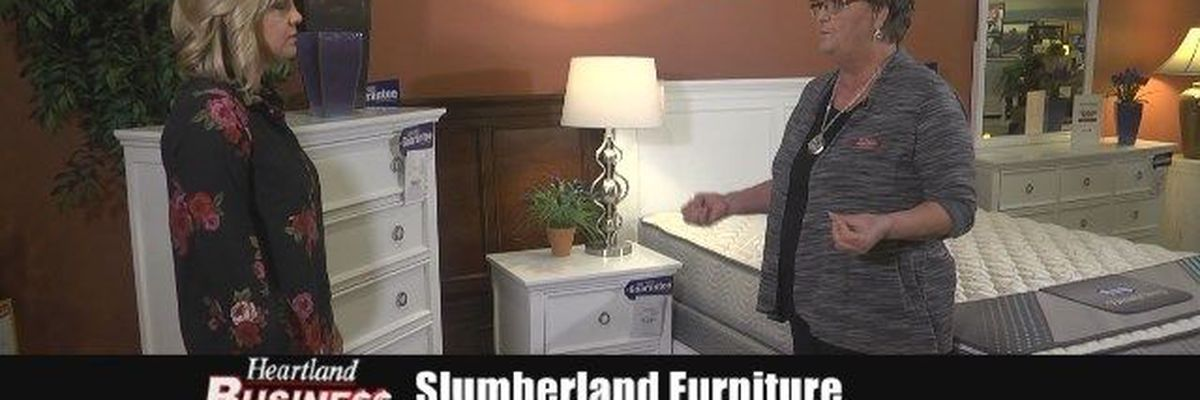 Slumberland: find the bedroom furniture that's right for you
