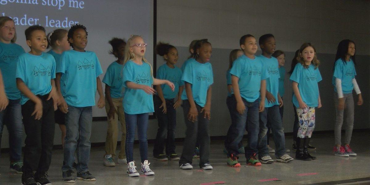 Eugene Field Elementary in Poplar Bluff, MO celebrates 4th annual Leadership Day
