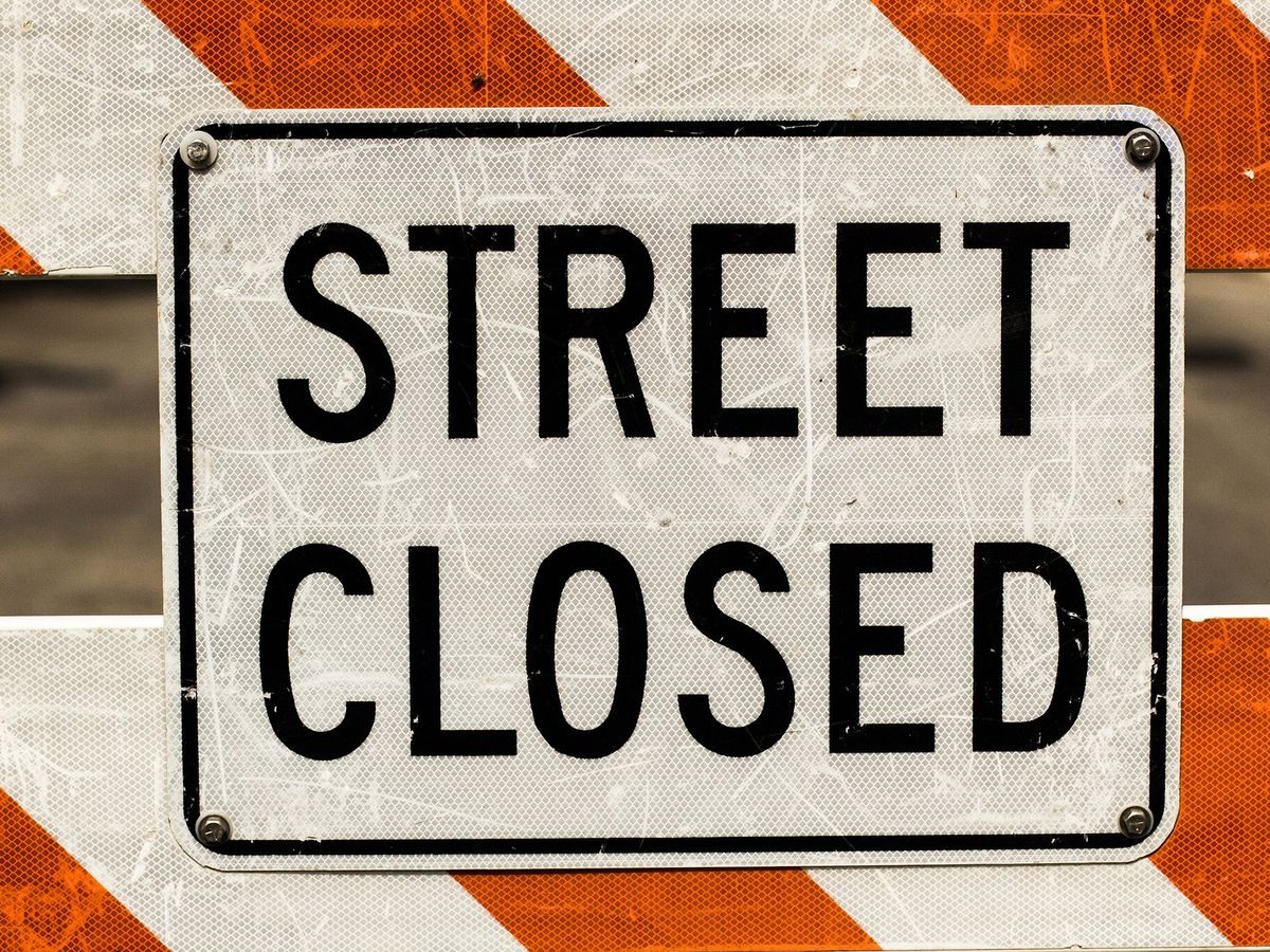 Lyon Co., KY roadway closed for water line repairs