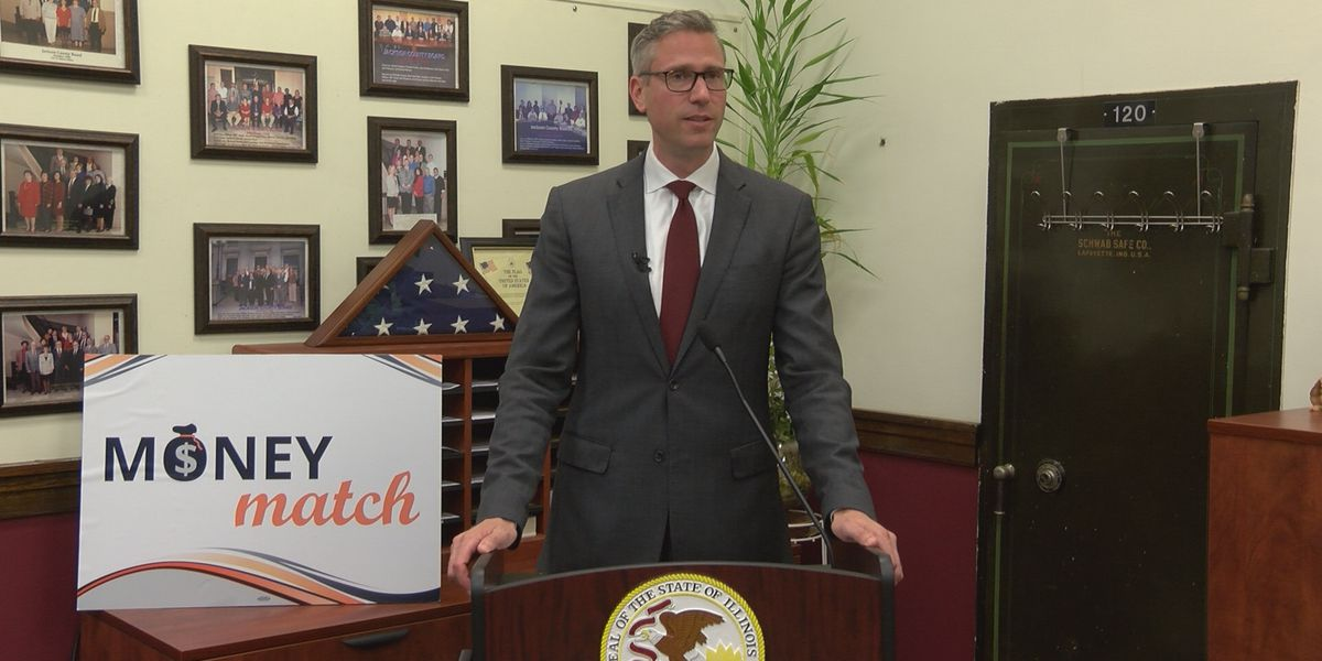 Treasurer Frerichs joins non-profits, southern IL for the Charitable Trust Stabilization Fund