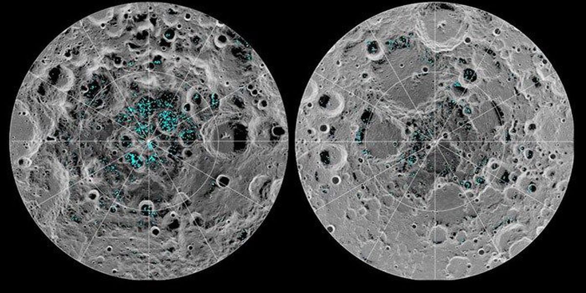 Water exists on moon's surface, NASA confirms