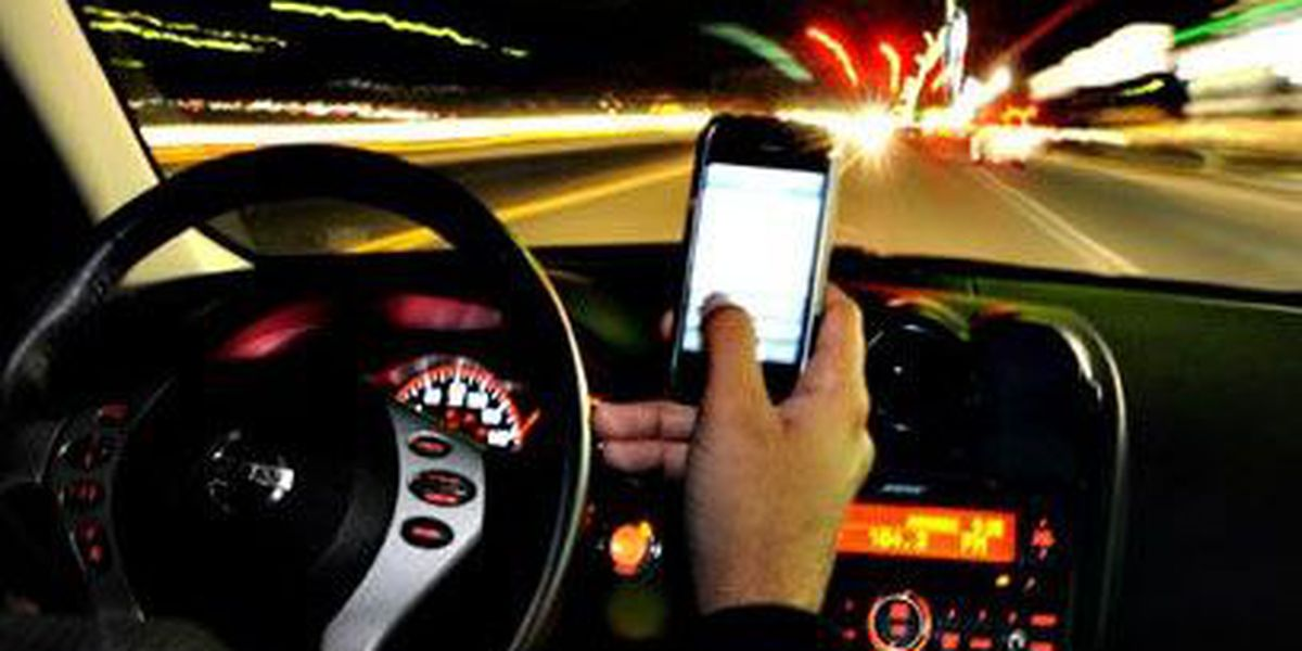 TN officials campaign against distracted driving