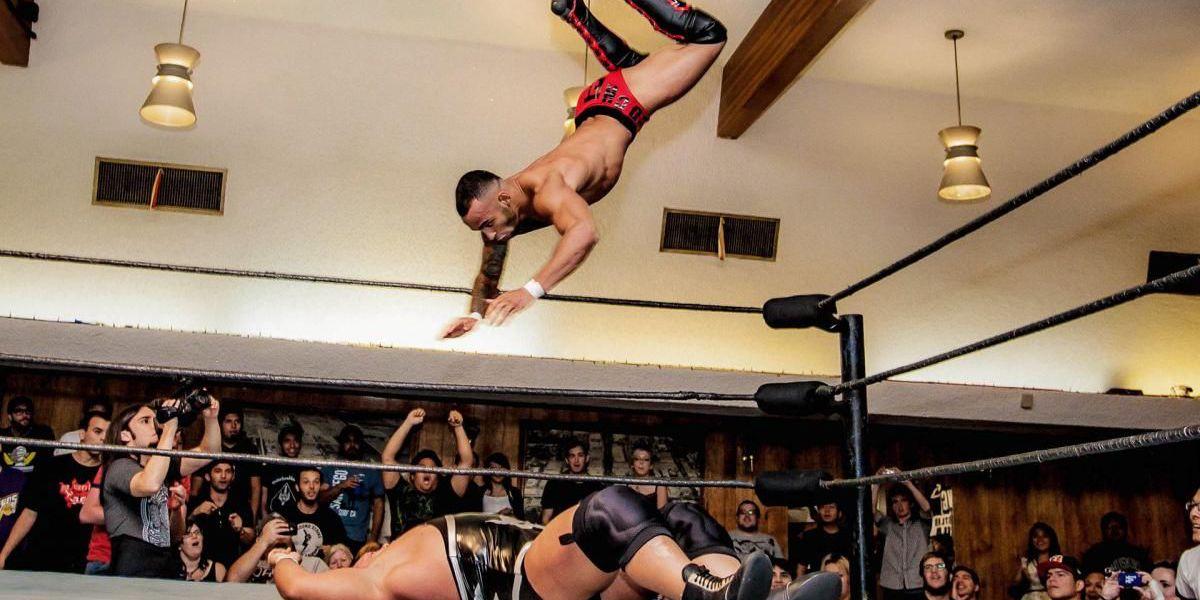 Paducah, Ky. native wins championship at NXT TakeOver