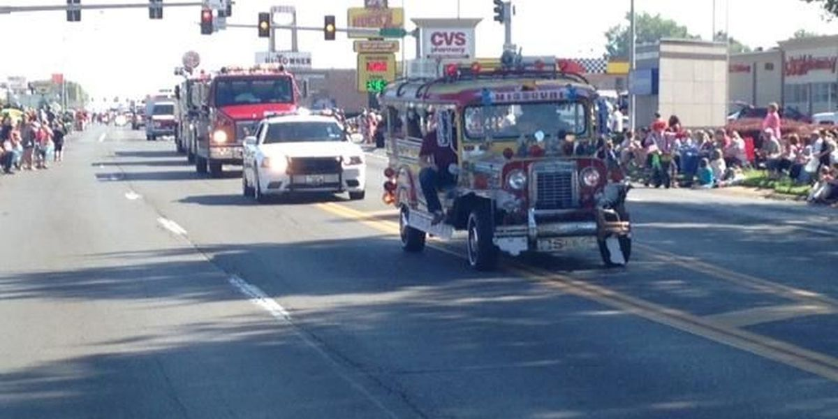 Young boy hit by float waiting for Sikeston Cotton Carnival parade