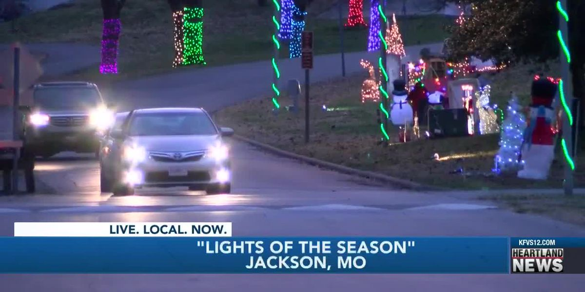 'Lights of the Season' in Jackson, Mo.