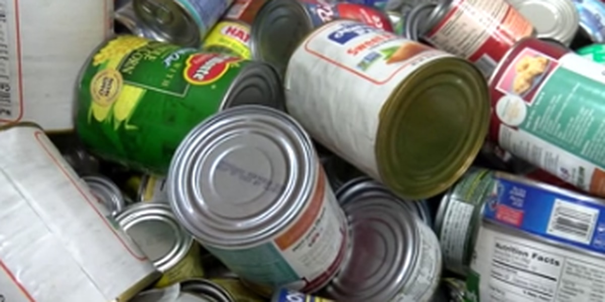 New Bethel Missionary Baptist Church hosts First Annual Food Drive