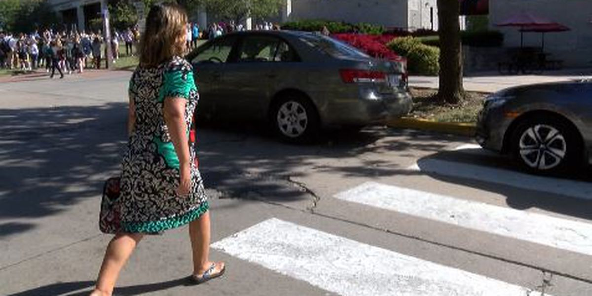 Southeast student with disabilities spreads awareness about traffic concerns