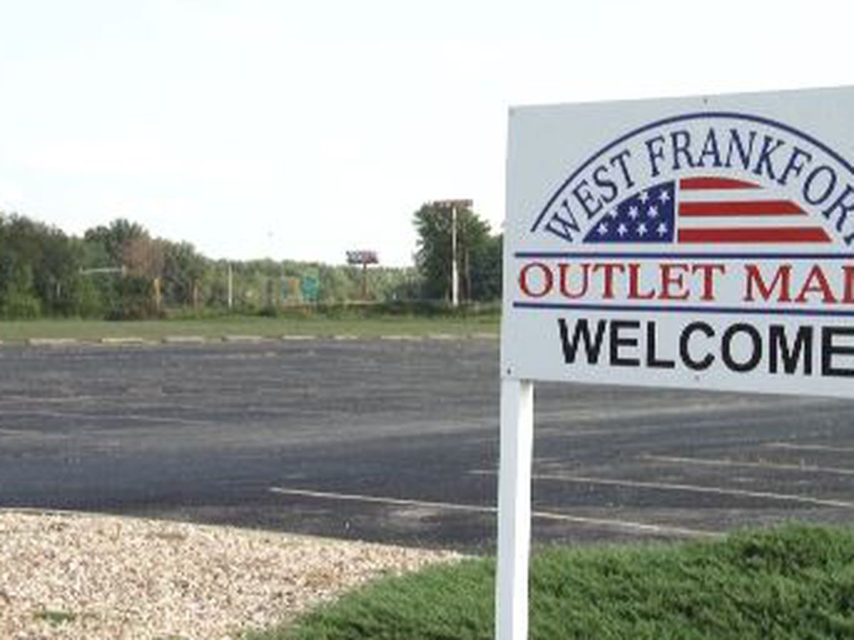Lawmakers announce $2M grant to repurpose West Frankfort Mall
