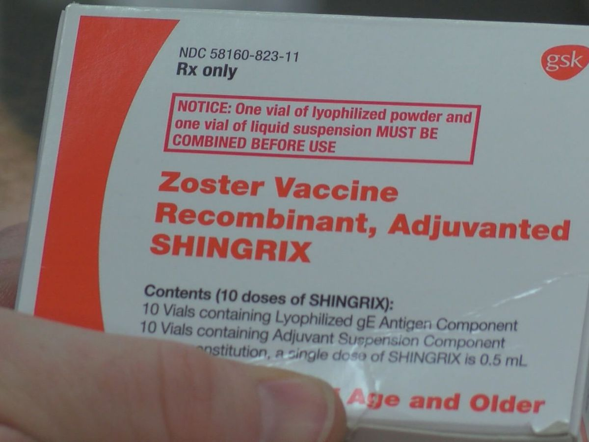 Local pharmacies impacted by nationwide shingles vaccine shortage