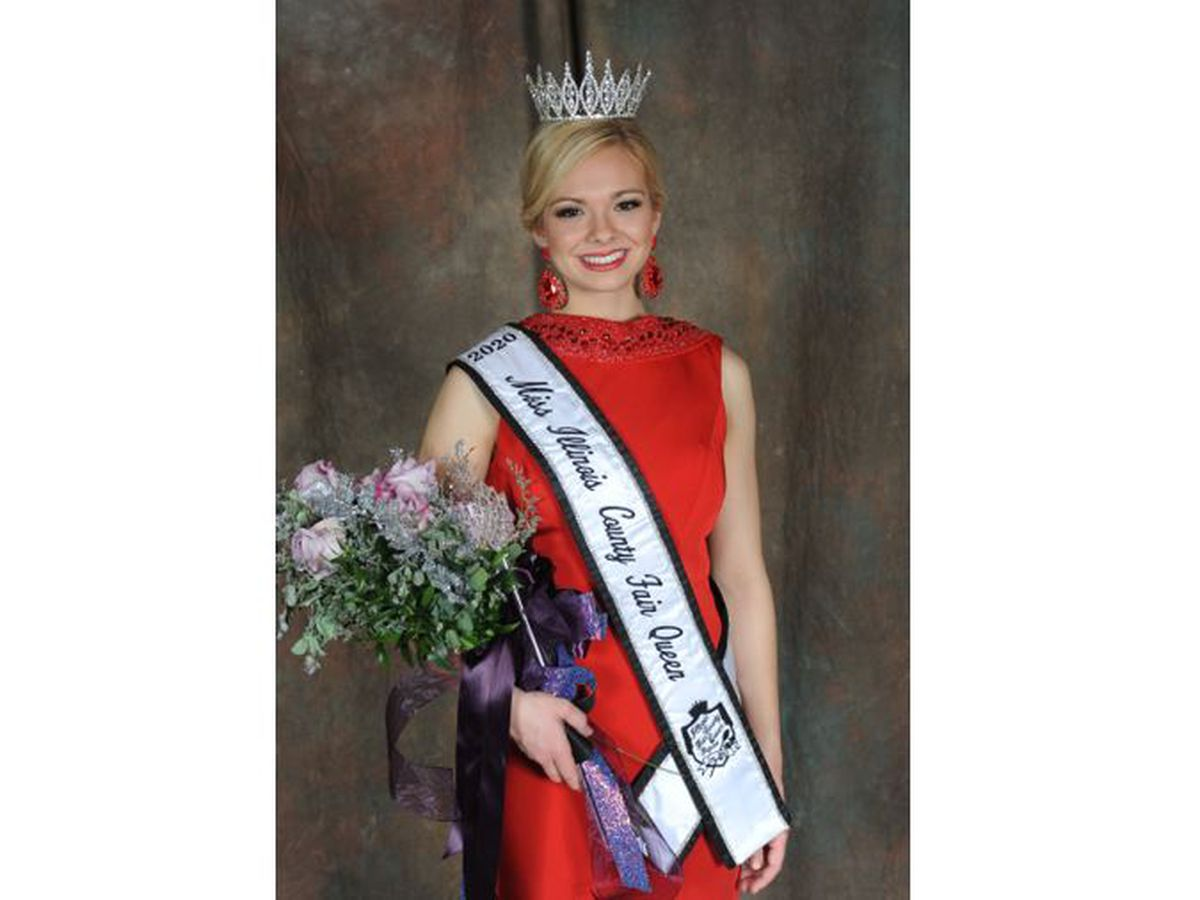 Carmi teen crowned 61st Miss Illinois County Fair Queen