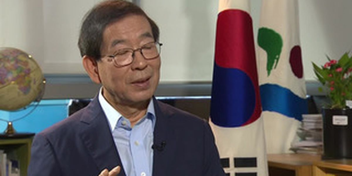 Late Seoul mayor says in his will he feels sorry to people