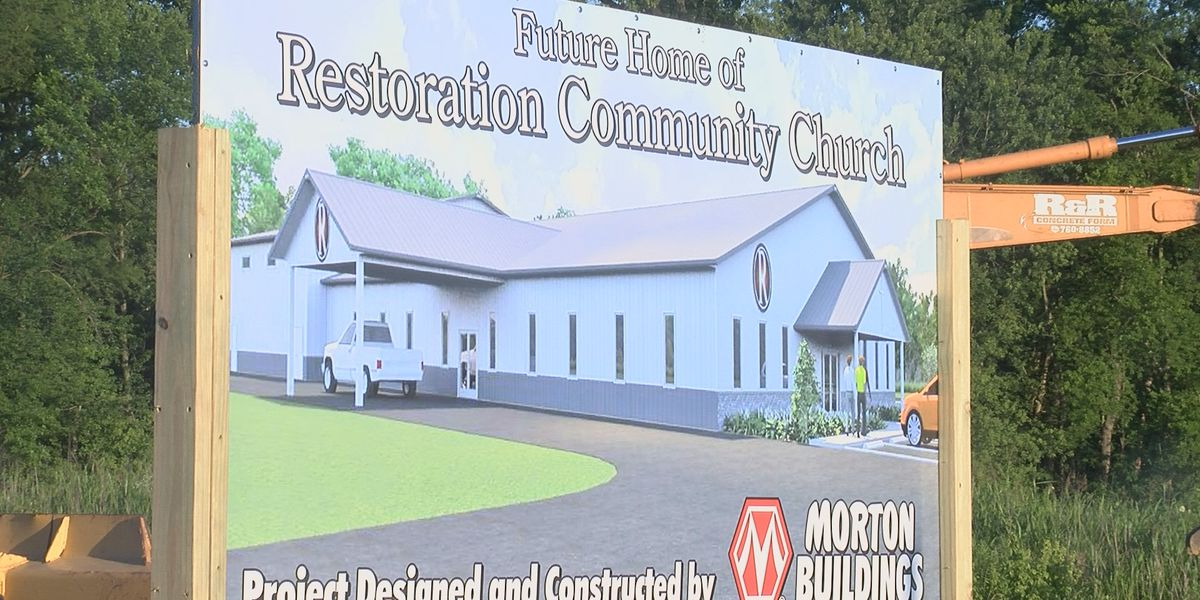 Scott City pastor excited about future after 2019 church fire