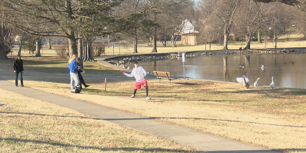 Pond upgrade next for Capaha Park improvements