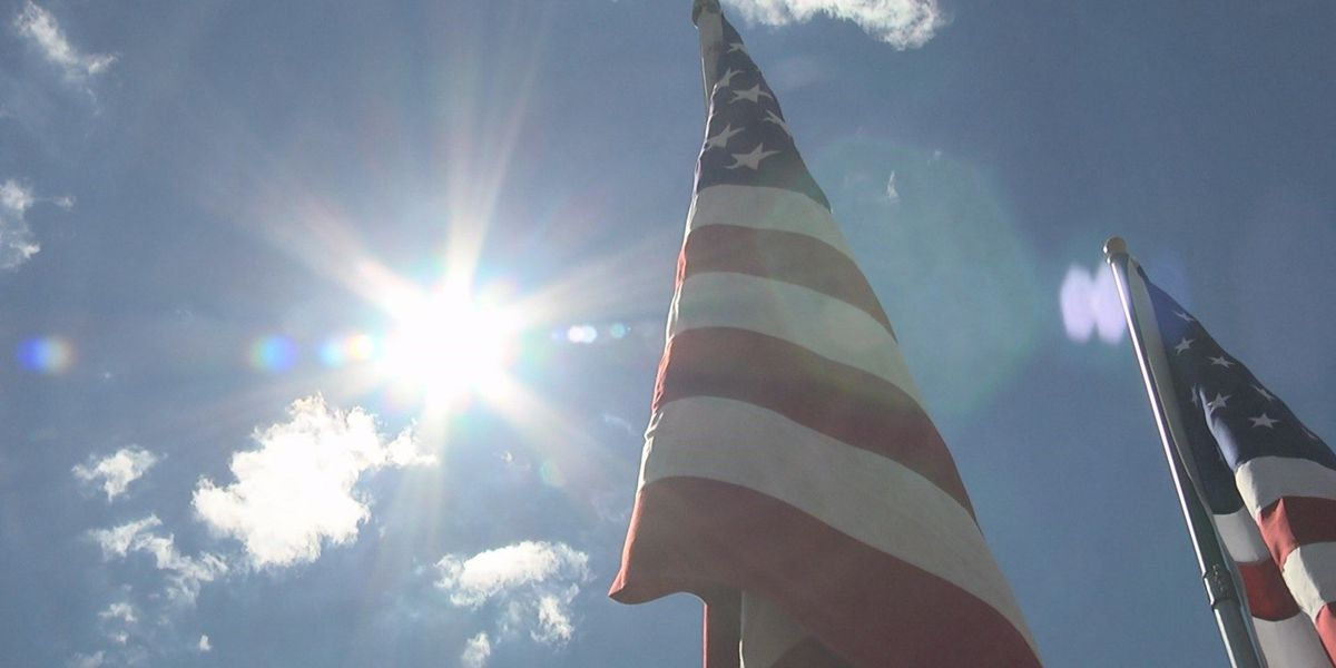 Kellerman Foundation donates Flag House for 8th annual Liberty Days celebration