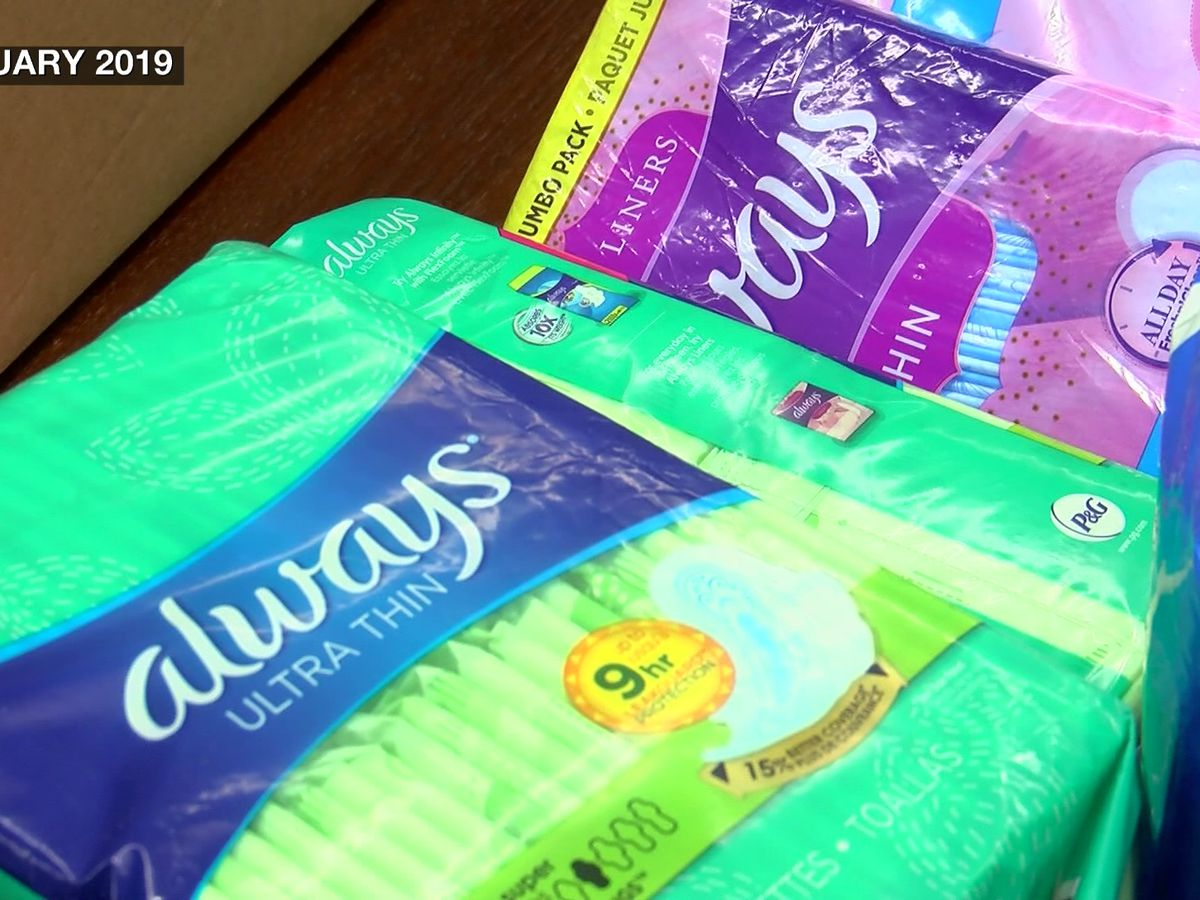 Memphians push to end sales tax on feminine hygiene products