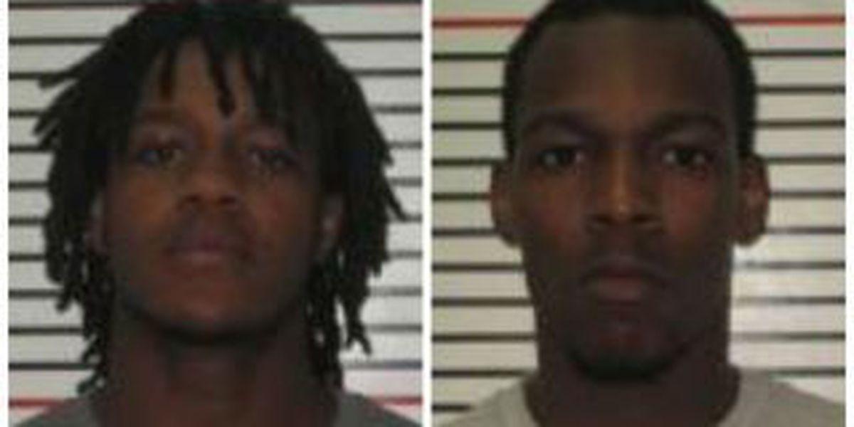 2 Carbondale men face car burglary charges