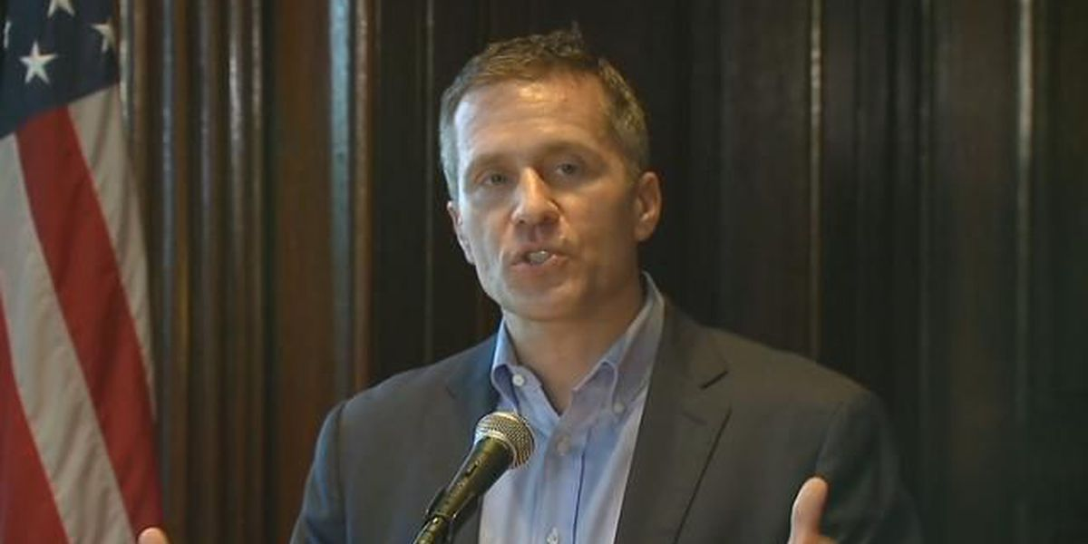 Greitens announces clemency and pardons, gives letter of resignation