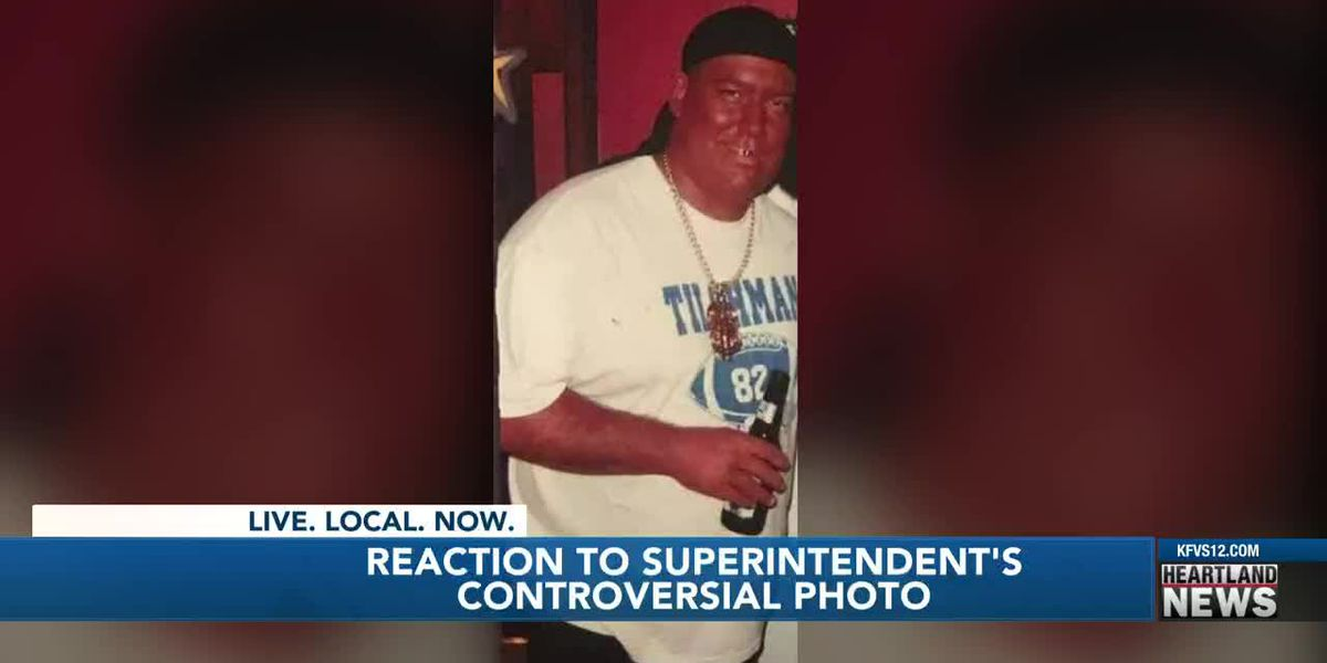 NAACP calls for resignation of Paducah Public Schools superintendent after photo of him in blackface surfaces