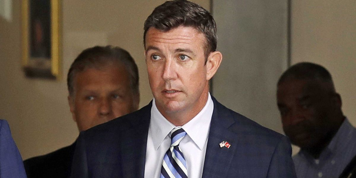 Feds: Rep. Duncan Hunter used campaign cash for affairs