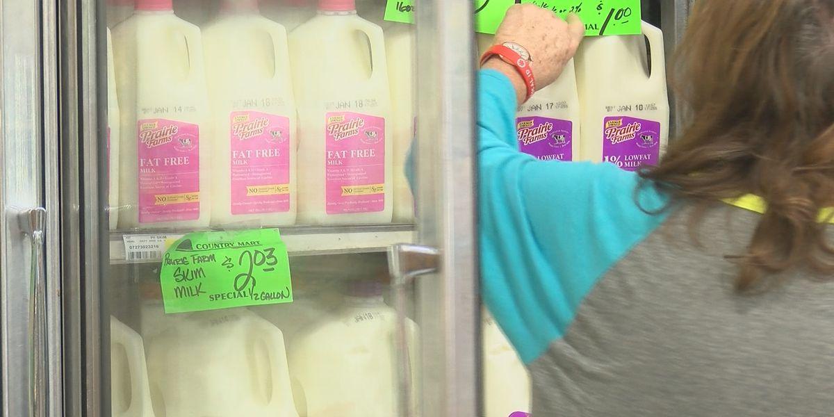 Are milk bankruptcies impacting Heartland dairy farmers?