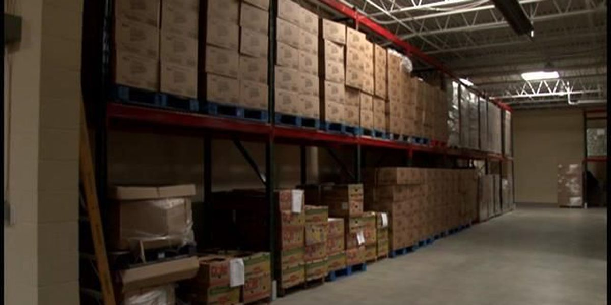 Southeast Missouri Food Bank has new home in Sikeston