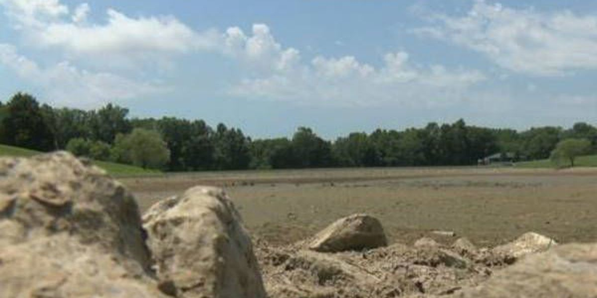 Lake at Cape Girardeau County Park drying, remodel to begin