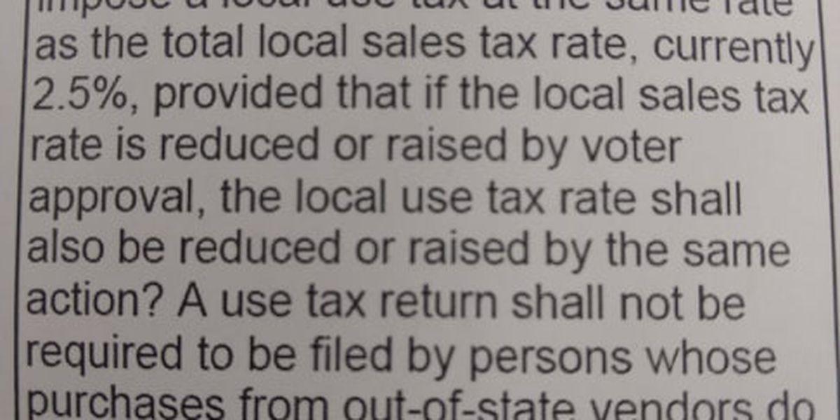 City use tax issue on Jackson, MO ballot fails to pass